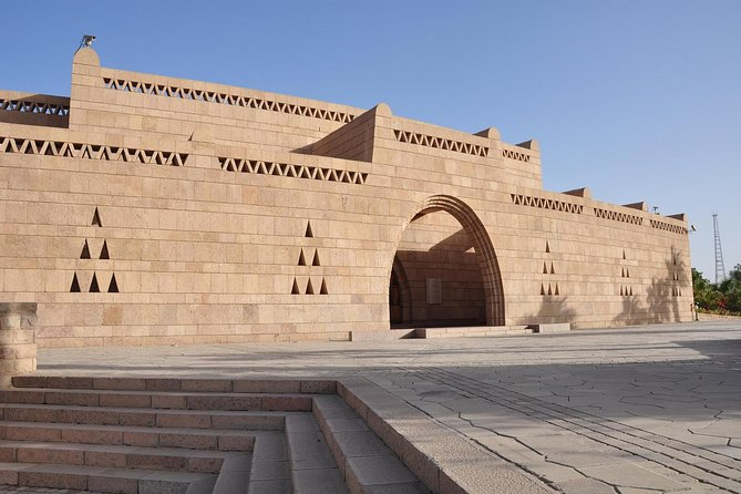 Day tour to The Nubia Museum from Aswan
