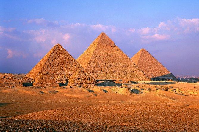 Pharaohs Pyramids Luxury Tour