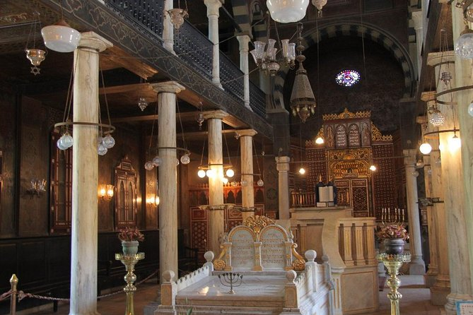 Cairo Day Tour to Islamic, Christian and Jewish Heritage