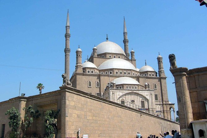 Cairo private city tour Egyptian museum,Alabaster mosque,Coptic churches