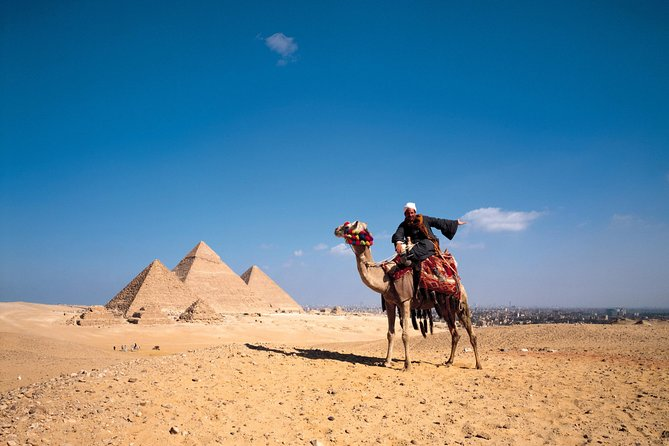 Two days private tour to Cairo and Alexandria main attractions