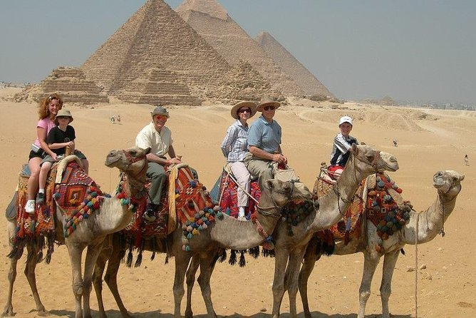 Shore excursion of Cairo famous attractions day tour from Alexandria port