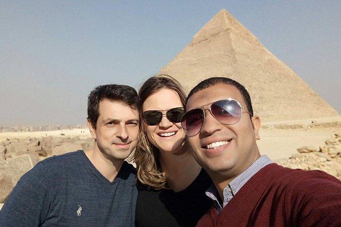 Pyramids Private Day Tour