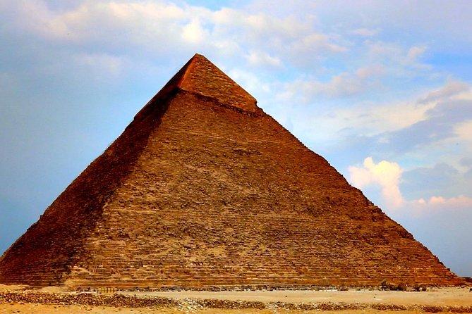 Giza Pyramids, Memphis & Saqqara Day Tour