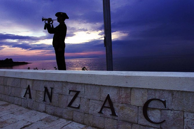 ANZAC Dawn Service Tour From Istanbul 2021