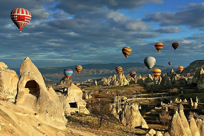 Cappadocia 2 Day Tour from Side