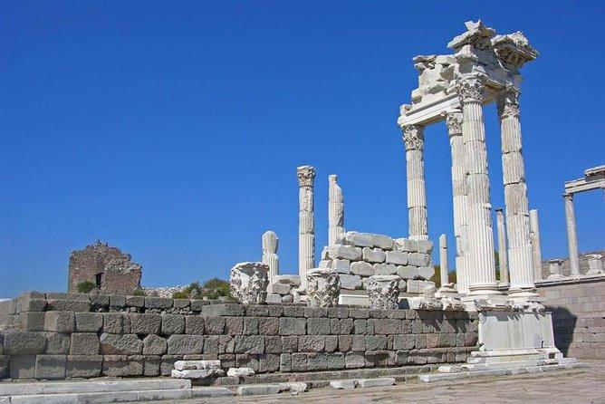 2 daagse 1 nacht Pergamon Acropolis, Troy en Gallipoli Tour vanuit Kusadasi