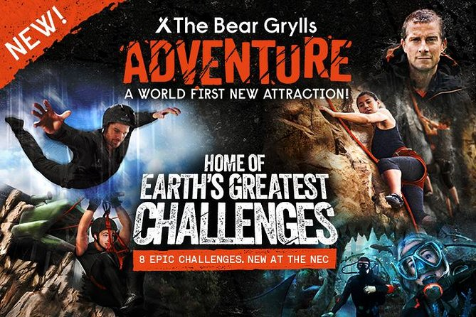 The Bear Grylls Adventure