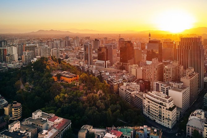 Santiago Like a Local: Customized Private Tour