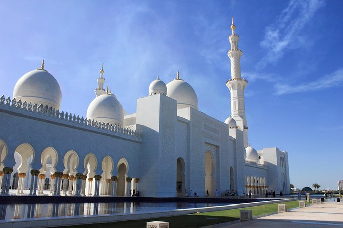 Abu Dhabi Like a Local: Customized Private Tour