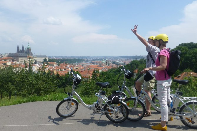 Private ebike tour with delivering the ebikes in front of your hotel