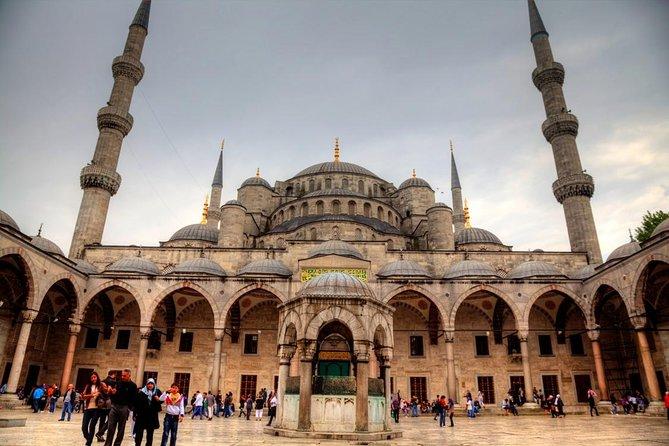 Excursão para grupos pequenos: Istambul essencial