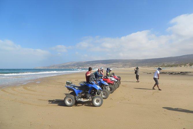 Privat guided Quad Tours Agadir