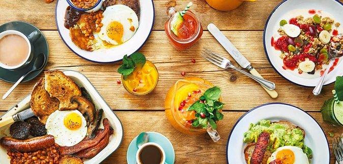 Mornin Sunshine Brunch - Food Tour
