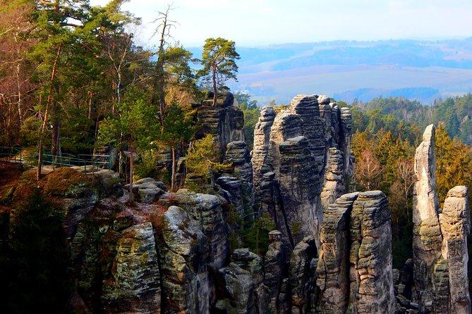 Bohemian Paradise 3 in 1 Tour, UNESCO geopark