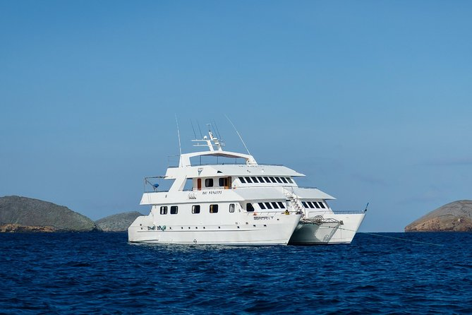 Galapagos 8-Days Seaman Journey Cruise 2019 Special Price South-North Islands