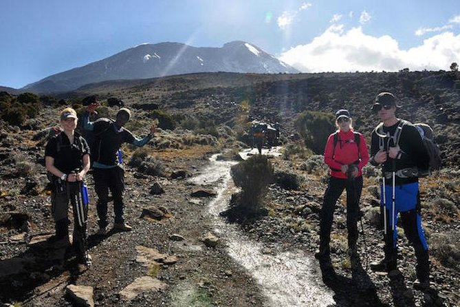 12 Days Kilimanjaro Climb via Machame Route, Luxury Safari & Charity Excursion