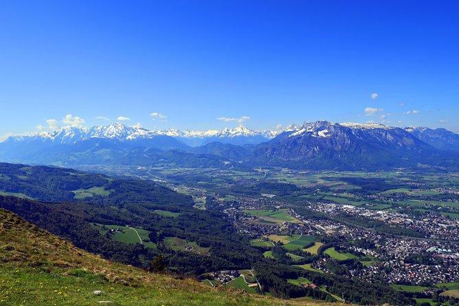 Randonnée privée à partir de Salzbourg