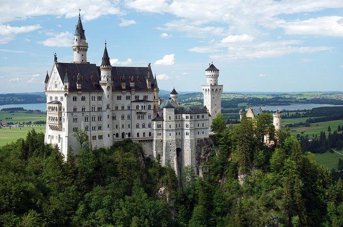 Privétour kasteel Neuschwanstein vanuit Salzburg