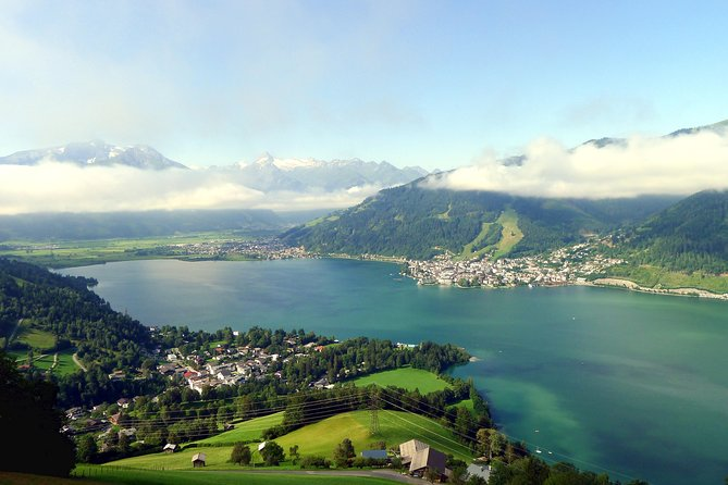 Zell am See Alpine Village Private Day Trip vanuit Salzburg