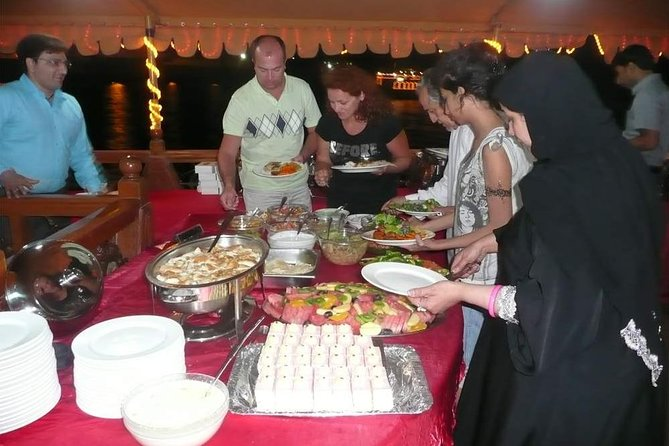 Dhow Cruise Dinner Creek with Transfer