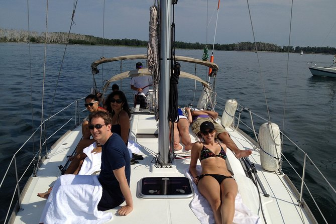 Sail the Toronto Islands