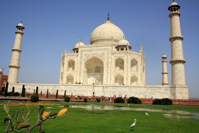 Même jour Taj Mahal De Delhi