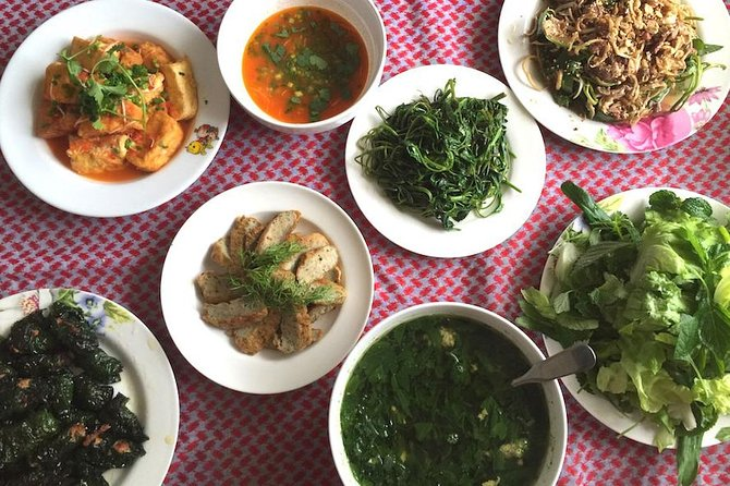 Learn to Cook Vietnamese Dishes in a Local Home: Private Cooking Experience in Hanoi