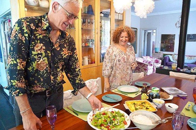 Clase de cocina privada y comida en la casa local Wynberg Cape Town