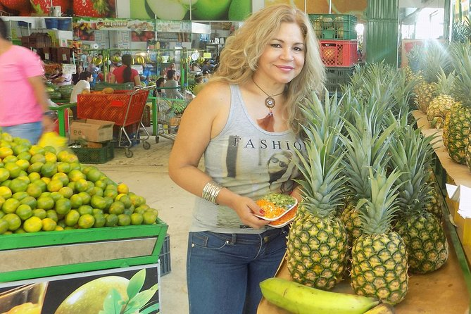 Visit a Local Bucaramanga Market