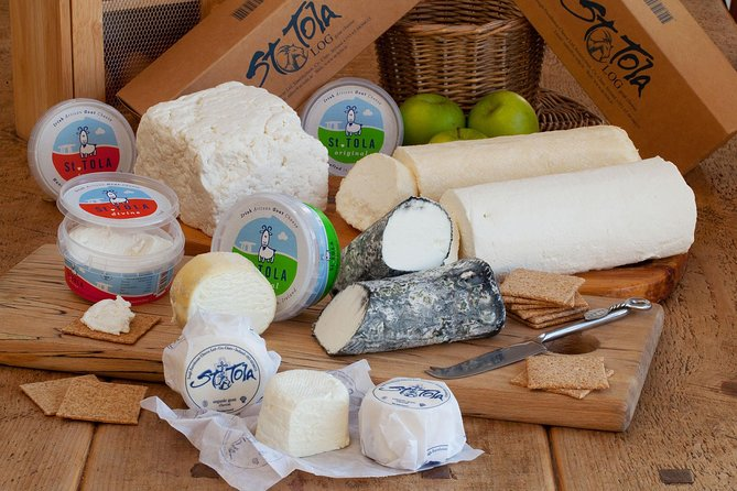 Enjoy an Award-Winning Goat Cheese Tasting and Goat Farm Tour in Ennistymon