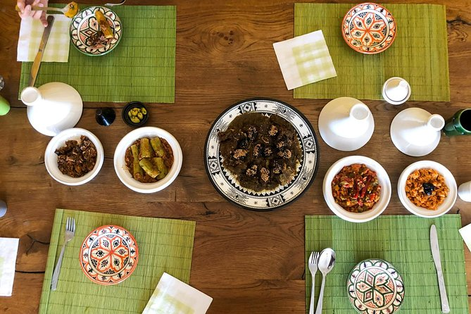 Learn to Cook Moroccan Family Recipes with a Marrakech Native in Her Home