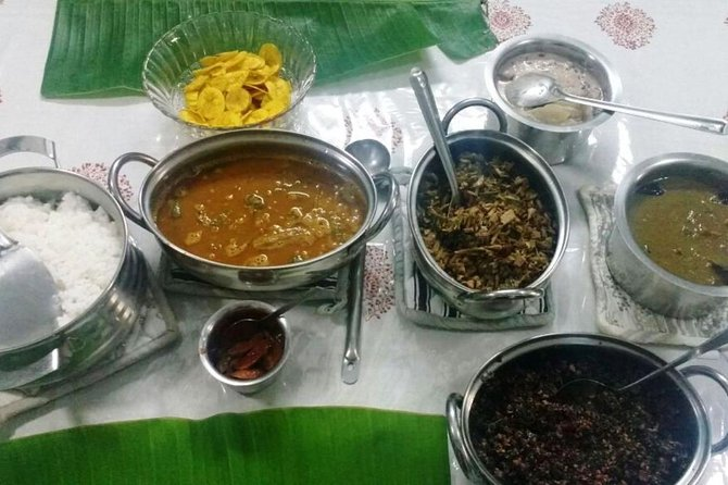 Experience a Traditional Nair Household during a Homecooked Meal with Locals