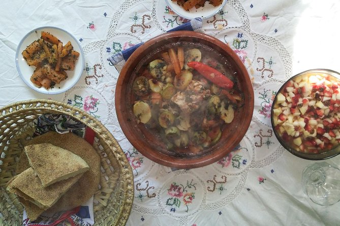 Learn to Make an Authentic Tajine with a Local in his Rabat Home
