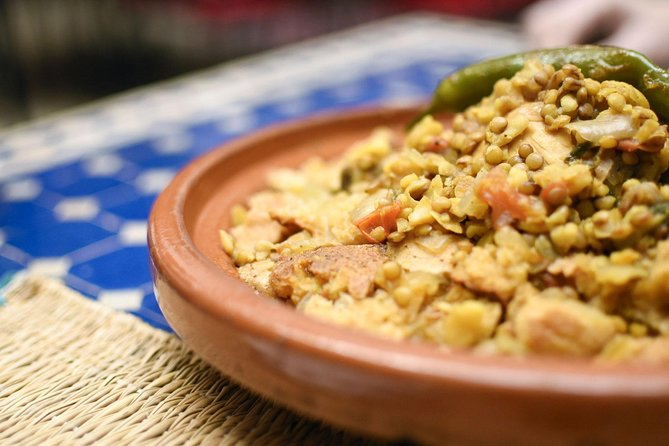 Enjoy a Market Visit, Cooking Class and Traditional Moroccan Meal with a Local