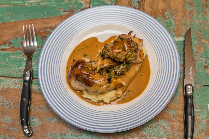 Enjoy Modern, Gourmet Irish Cuisine with a Local Celebrity Chef in Dublin