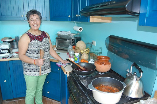 Apprenez à cuisiner à partir d'un local - classe de cuisine privée dans une maison de Puebla
