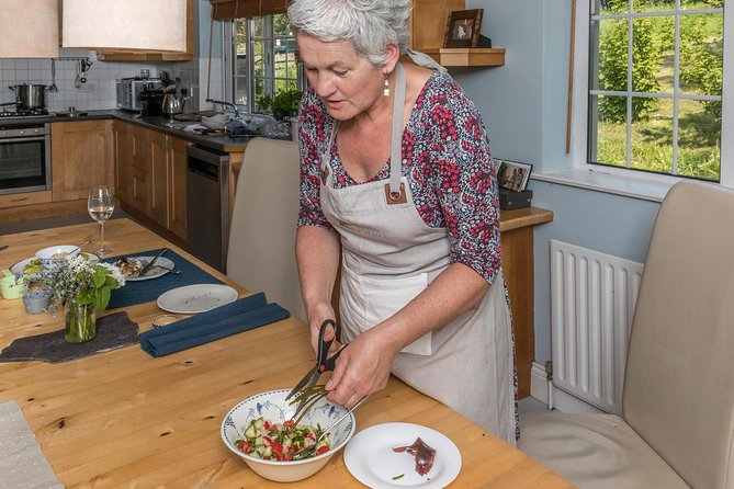 Learn to Cook Seaweed Inspired Irish Cuisine with a Local in her Waterford Home
