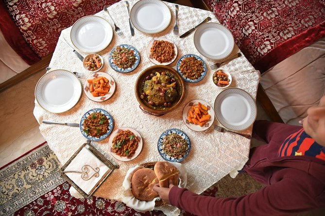Auténtica clase de cocina marroquí en Casablanca con traslados al hotel.