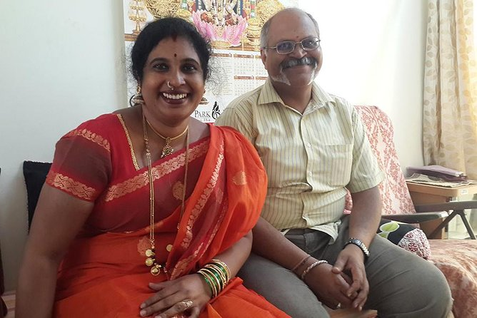 3-Hour Private Cooking Lesson and Meal in a Bangalore Home