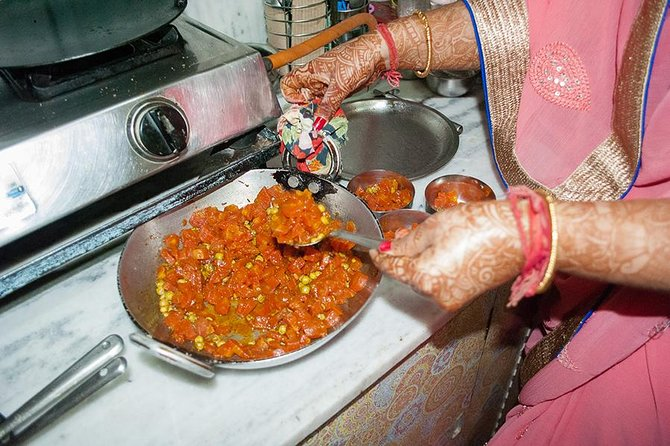 Private Traditional Indian Meal at a Local Home in Jodhpur