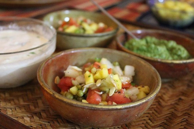 Private Ayurvedic Meal Experience with a Local Cookbook Author
