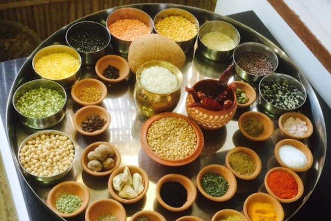 Learn To Cook Seasonal North Indian Vegetarian Food In A