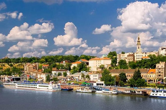 Belgrade Panorama - Private Arrival Transfer and City Tour Combined