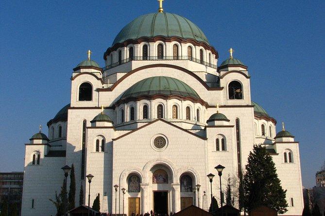 """Golden Standard"" Private Half-Day Sightseeing Tour of Belgrade"