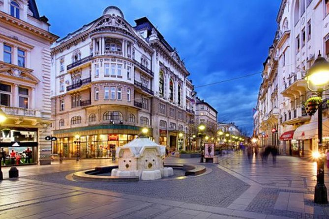 Belgrade Private Layover Tour With Return Airport Transfers