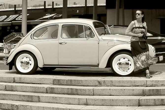 Unique: Belgrade Sightseeing by Classic VW Beetle