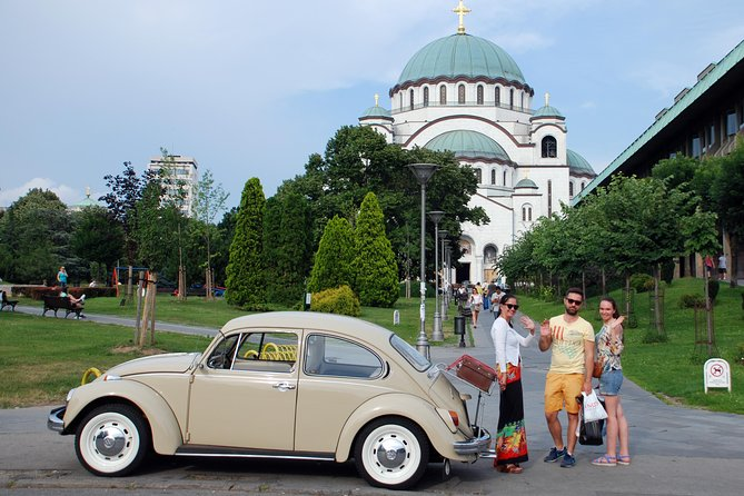 St. Sava Cathedral Photo Stop