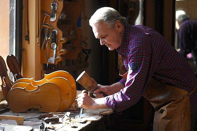 Mr. Jan Nemcek - violin maker
