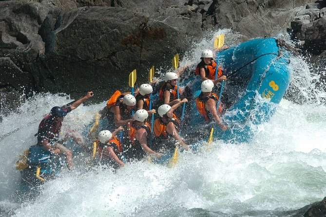 Ready-Set-Go Rafting Trip on the Clearwater River